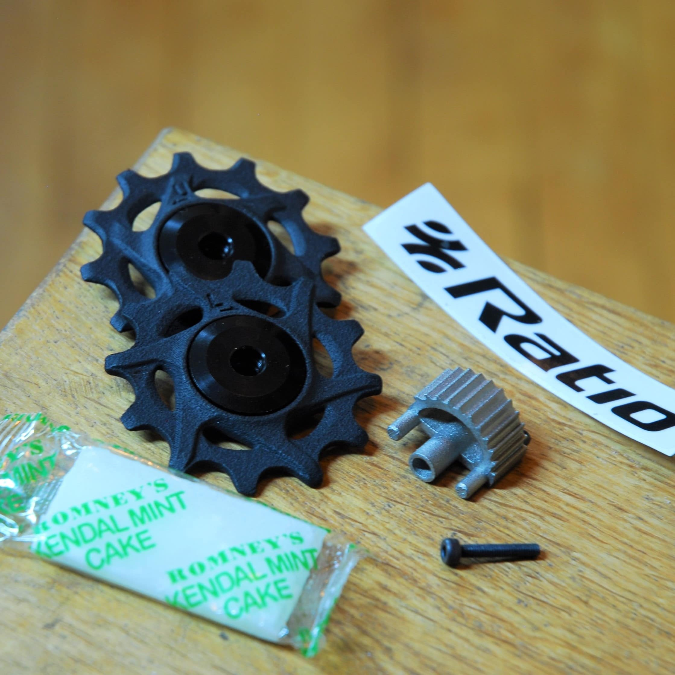 New Products: 1×12 for the road – Upgrade kit and cable spool